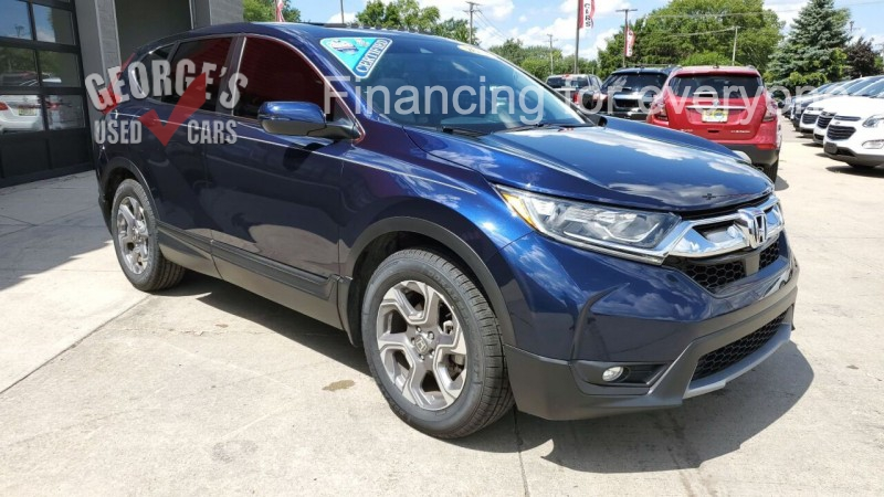 Honda CR-V 2018 price