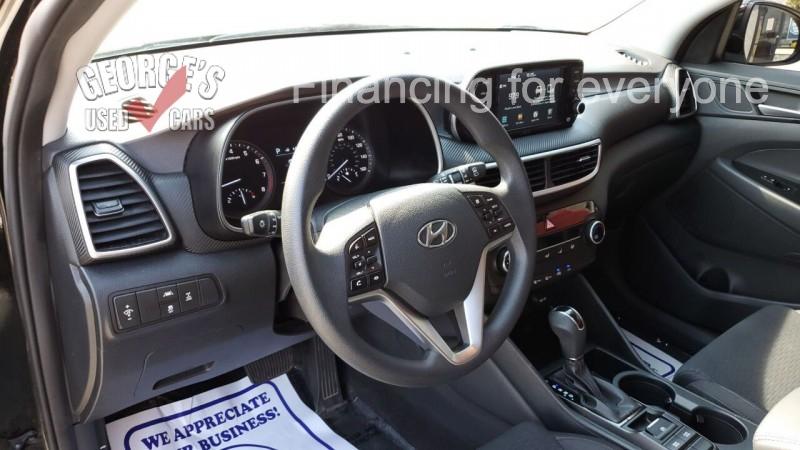 Hyundai Tucson 2019 price $18,991