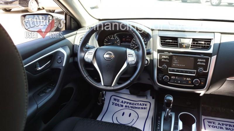 Nissan Altima 2018 price $17,991