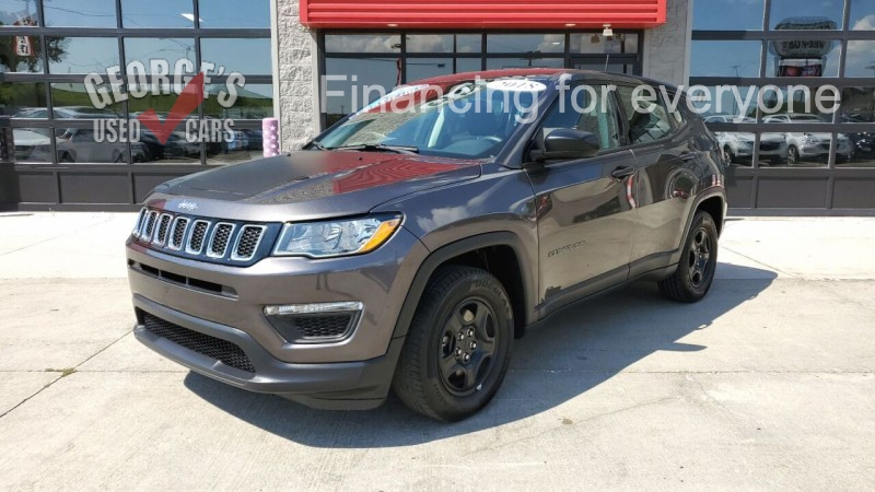 Jeep Compass 2018 price $15,991