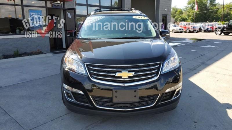 Chevrolet Traverse 2017 price $25,491