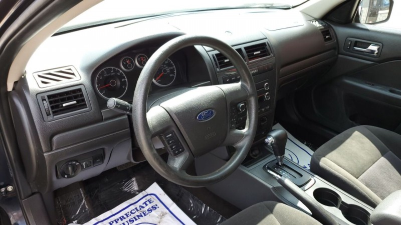 Ford Fusion 2008 price $5,991