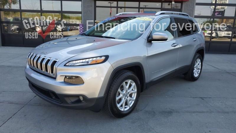 Jeep Cherokee 2017 price $18,991