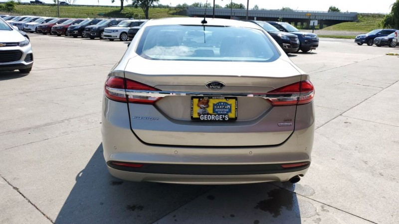 Ford Fusion 2017 price $19,991