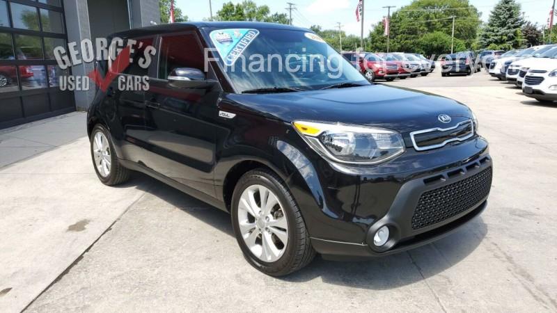 Kia Soul 2016 price $14,891