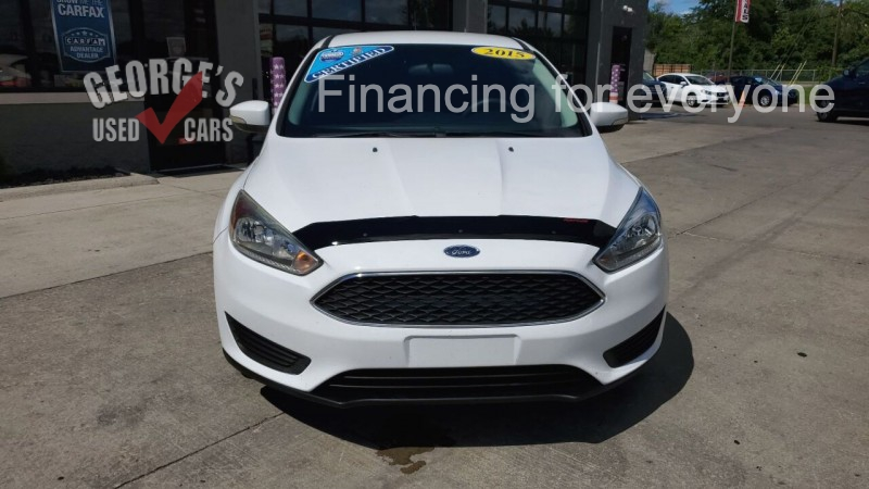 Ford Focus 2015 price