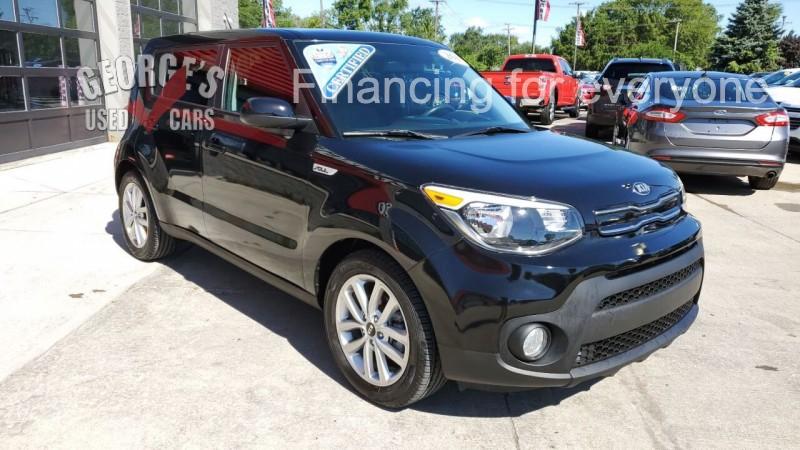 Kia Soul 2017 price $11,991
