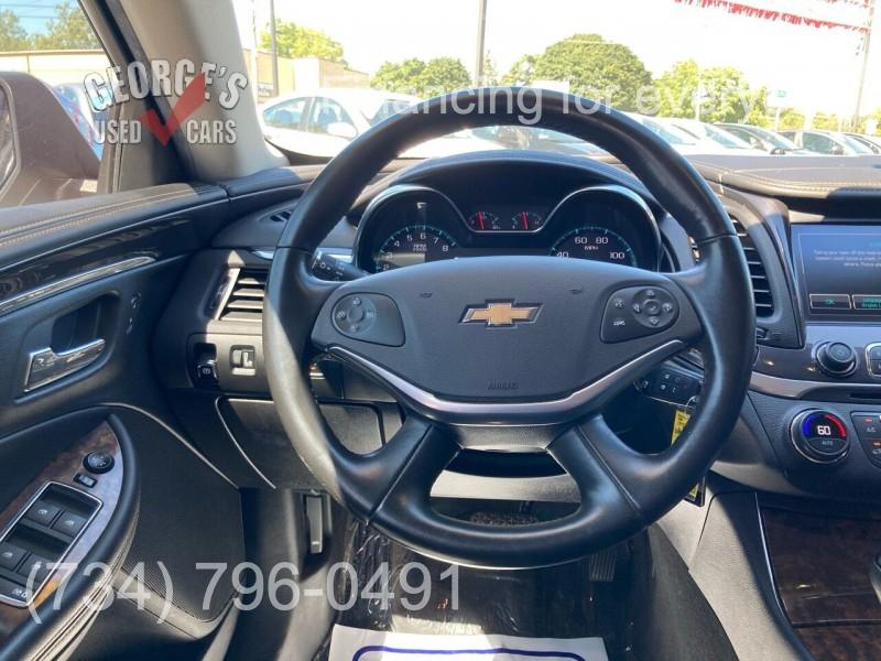 Chevrolet Impala 2015 price $15,991