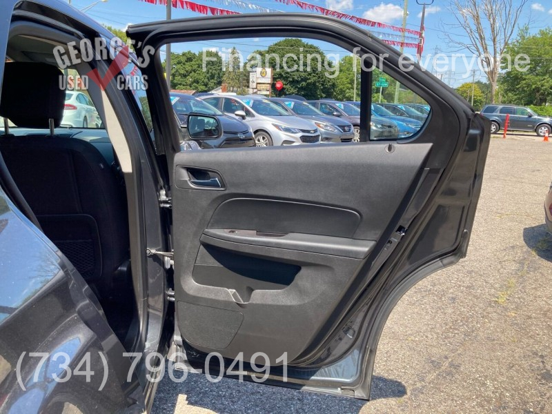 Chevrolet Equinox 2017 price $16,991