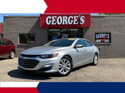 Used Chevrolet Malibu Brownstown Charter Twp Mi