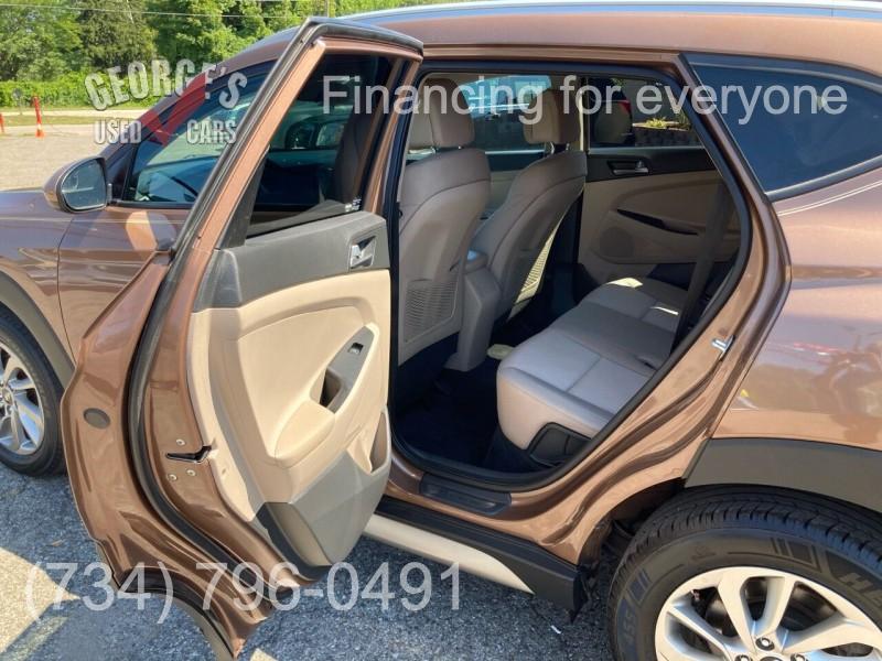 Hyundai Tucson 2017 price