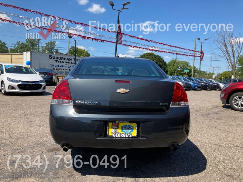 Chevrolet Impala Limited 2016 price $12,991