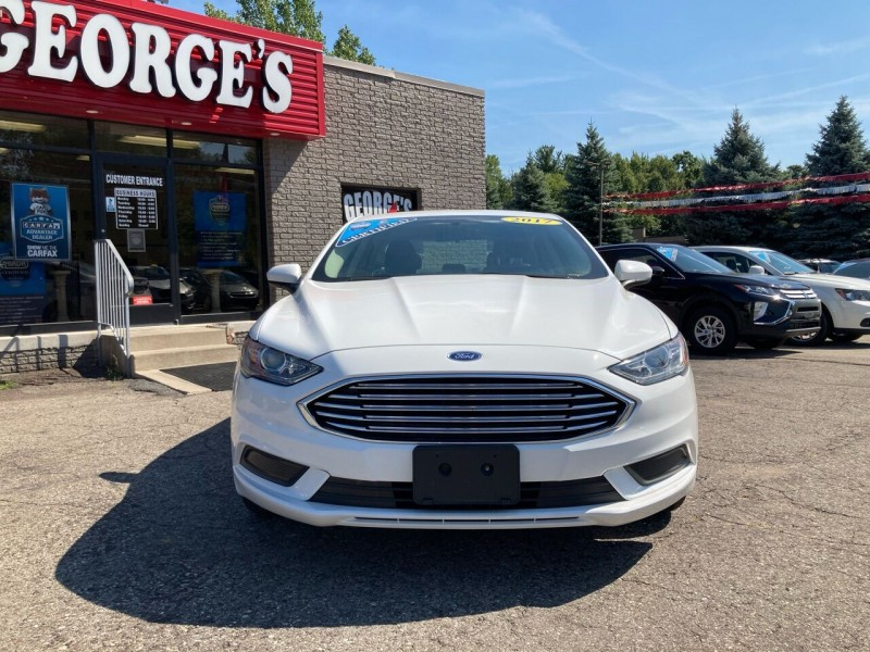 Ford Fusion 2017 price $17,791