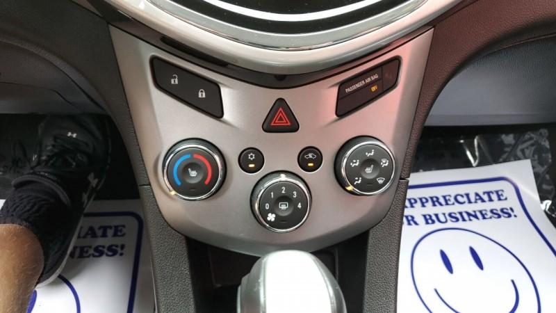 Chevrolet Sonic 2018 price