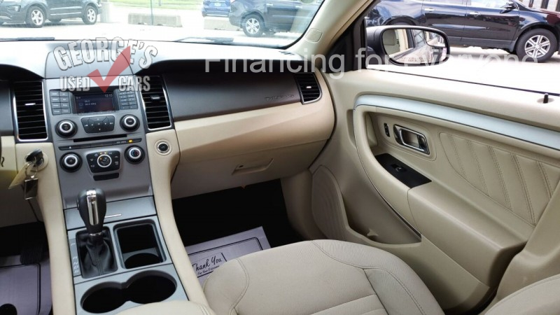 Ford Taurus 2017 price $21,991