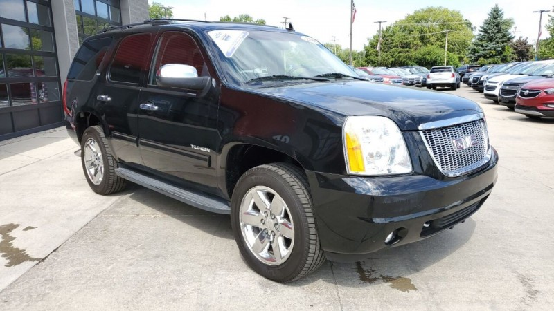 GMC Yukon 2010 price $15,991