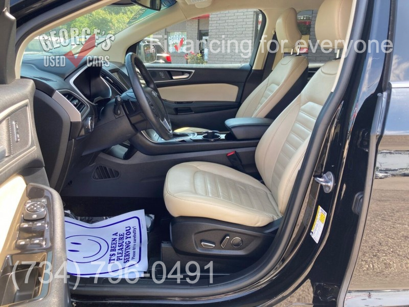 Ford Edge 2018 price $18,991