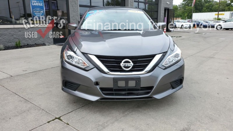 Nissan Altima 2017 price $13,991