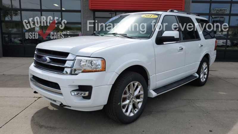 Ford Expedition 2017 price $34,991