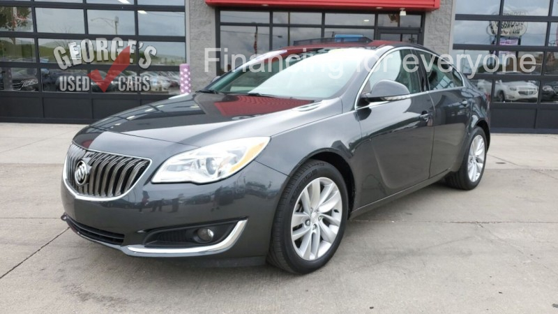 Buick Regal 2017 price $20,991