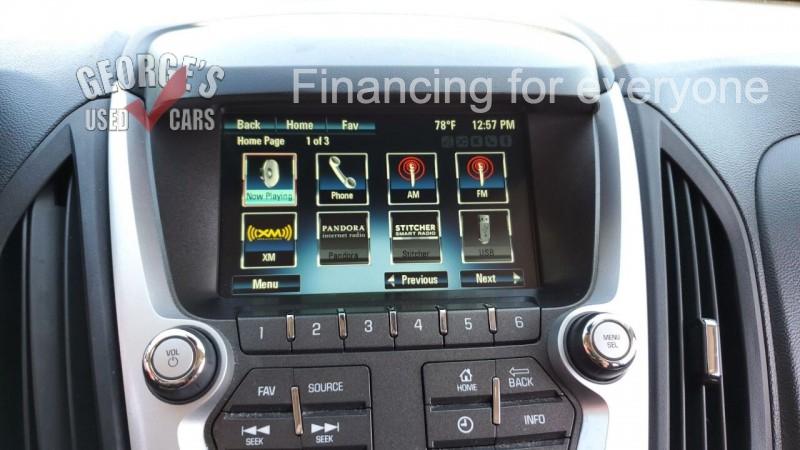 Chevrolet Equinox 2017 price $15,991