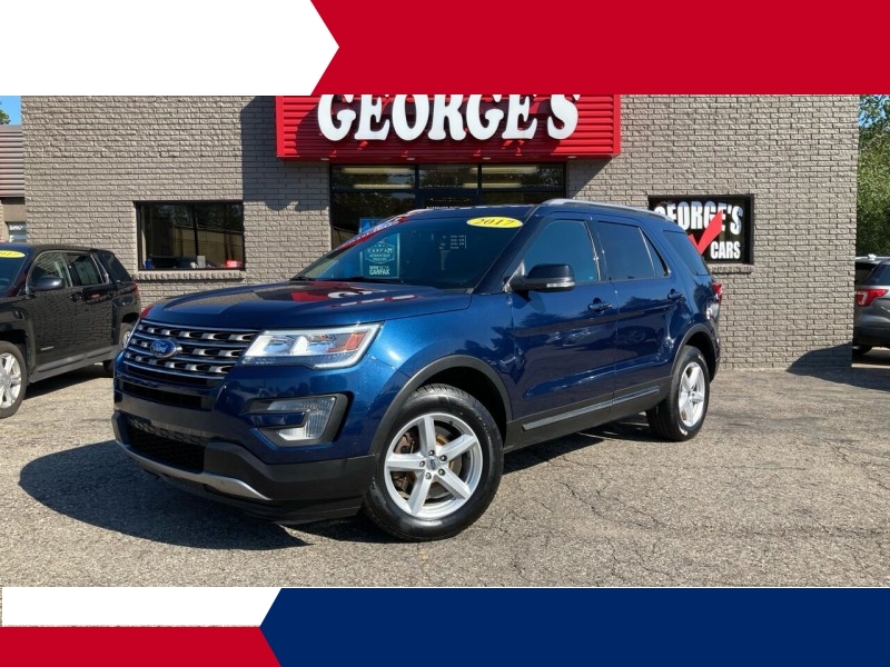 Ford Explorer 2017 price $24,991