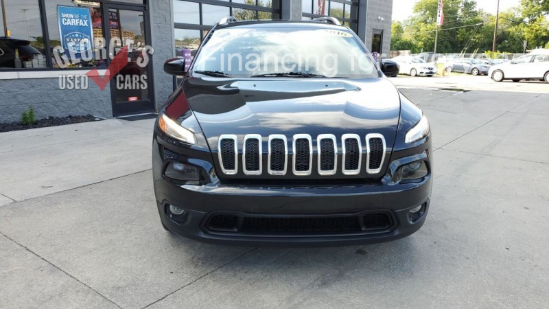Jeep Cherokee 2016 price $17,991