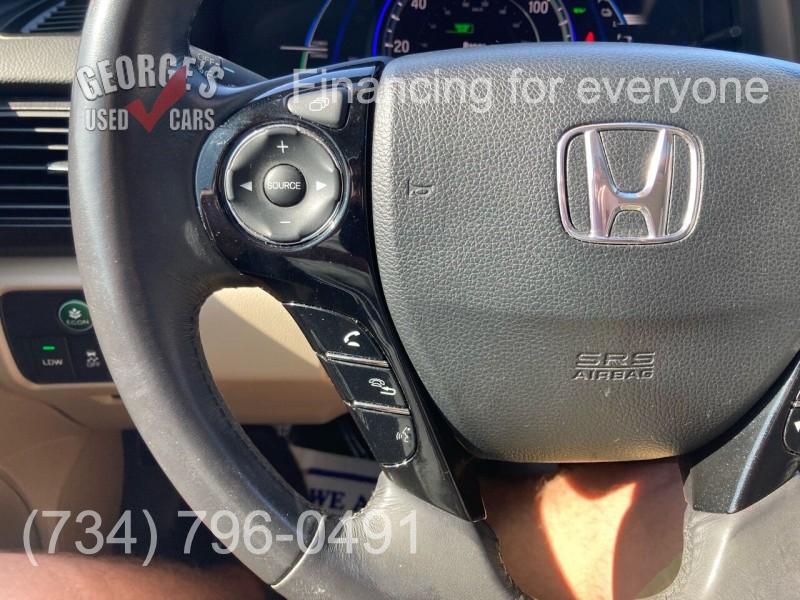 Honda Accord Hybrid 2015 price Call for Pricing.