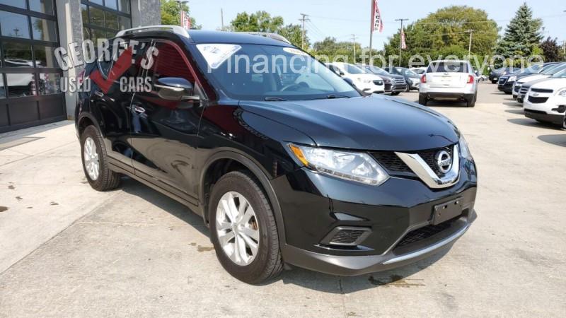 Nissan Rogue 2014 price $13,991