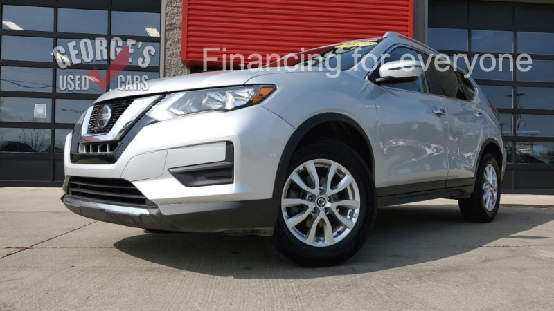 Nissan Rogue 2019 price $17,991