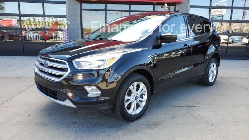 Ford Escape 2017 price $16,891