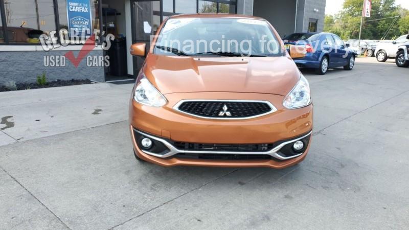 Mitsubishi Mirage 2019 price $12,991