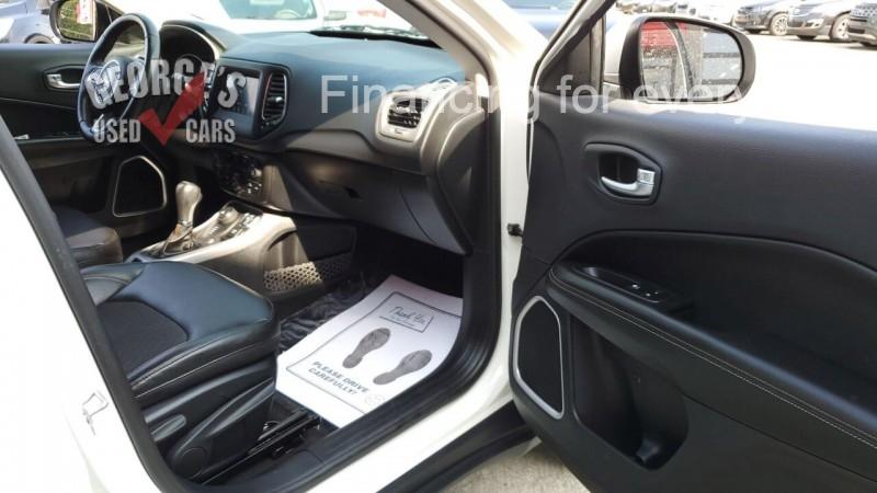 Jeep Compass 2018 price $20,991