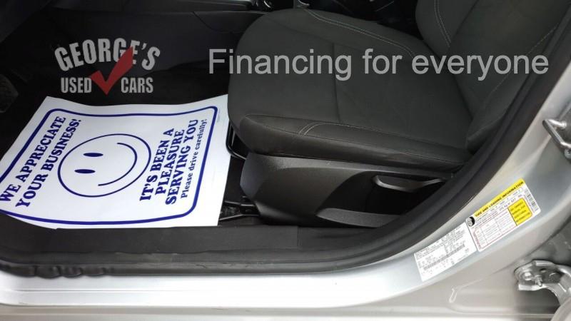 Ford Fiesta 2016 price $9,991
