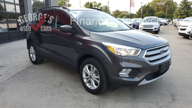 Ford Escape 2018 price $16,991