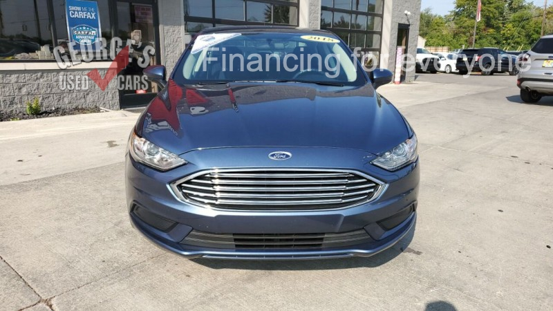 Ford Fusion 2018 price Call for Pricing.