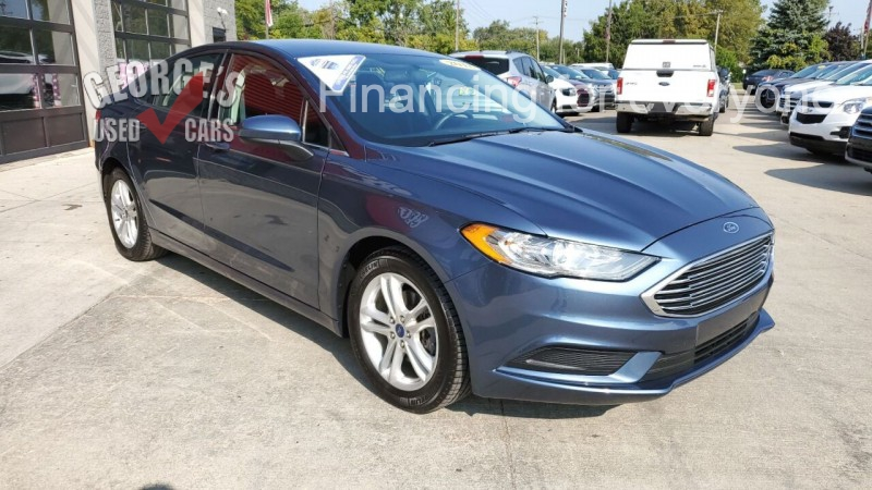 Ford Fusion 2018 price
