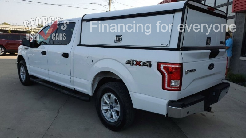 Ford F-150 2016 price $27,991