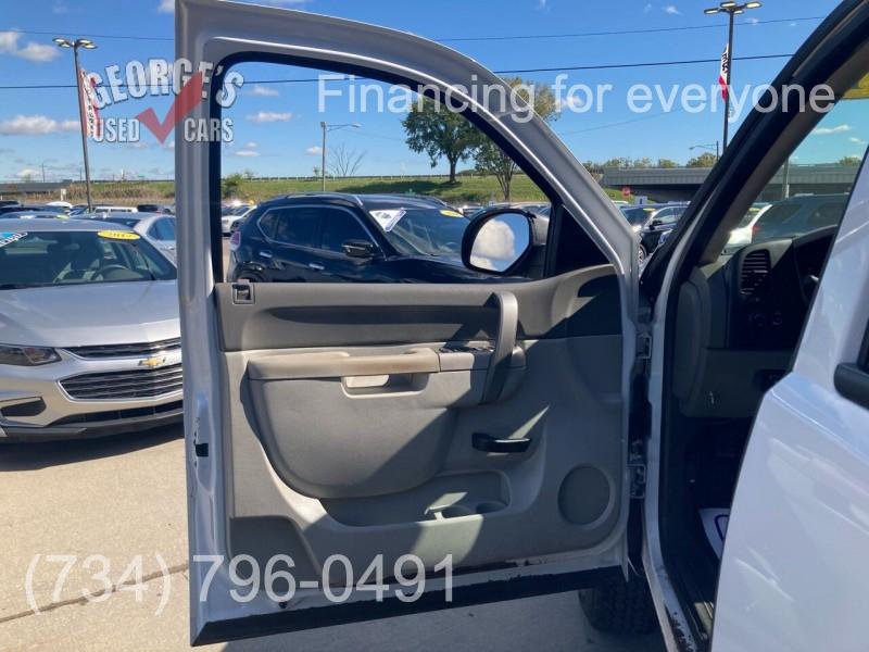 Chevrolet Silverado 2500HD 2012 price $14,991