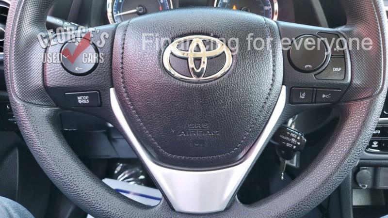 Toyota Corolla 2018 price