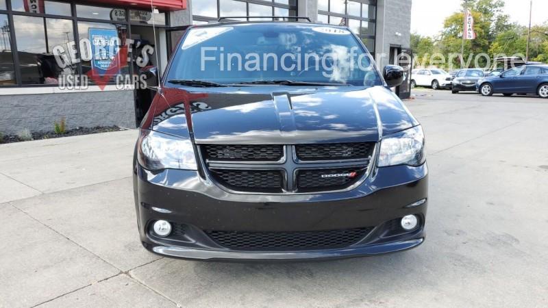 Dodge Grand Caravan 2018 price $17,991