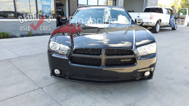 Dodge Charger 2012 price $11,991