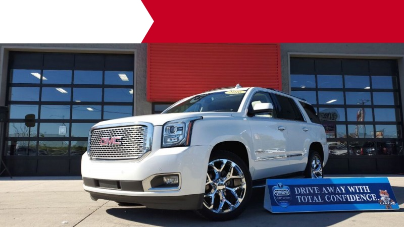 GMC Yukon 2016 price $38,995