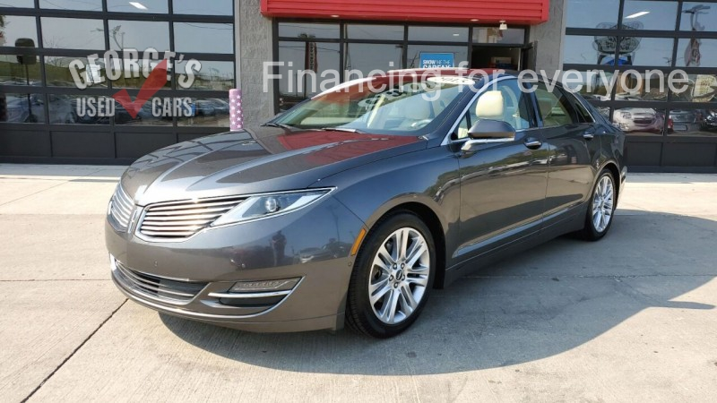 Lincoln MKZ 2015 price $15,991