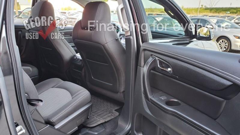 Chevrolet Traverse 2017 price