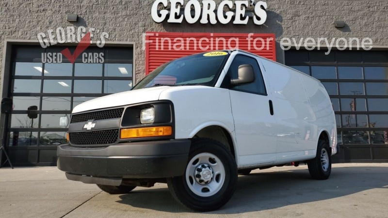 Chevrolet Express Cargo 2016 price $14,991