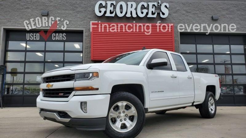 Chevrolet Silverado 1500 2016 price $20,991