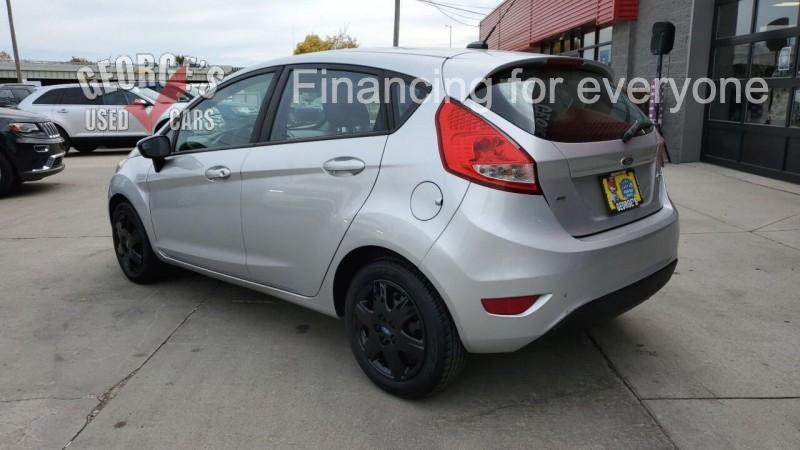 Ford Fiesta 2012 price $5,991