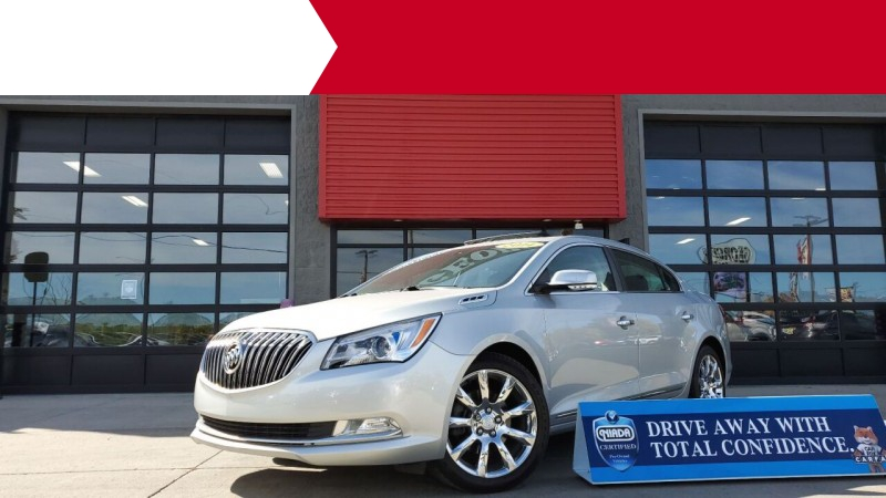 Buick LaCrosse 2014 price Call for Pricing.