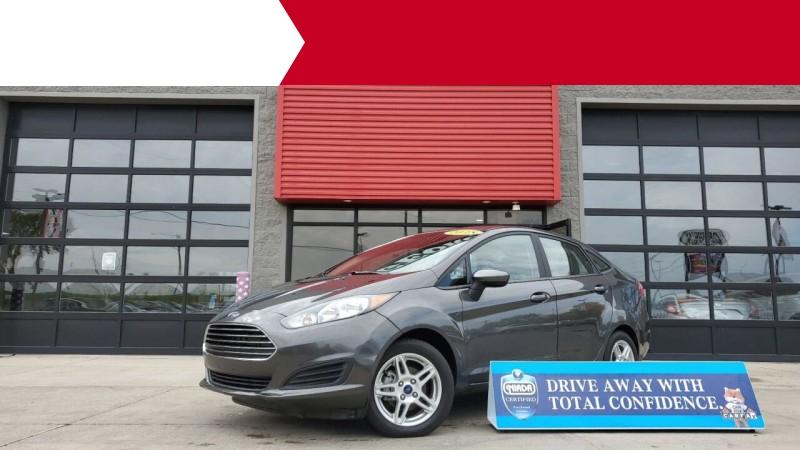 Ford Fiesta 2018 price $12,991